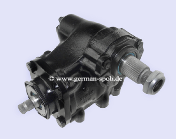 POWER STEERING GEAR BOX - S-CLASS W116 | REPAIR SERVICE  Mercedes S-Klasse W116 280 S, 280 SE SEL, 350 SE SEL, 450 SE SEL