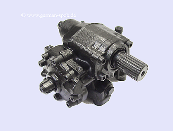 POWER STEERING GEAR BOX - SLK R170 | REPAIR SERVICE  Mercedes SLK R170 ab 03.2000