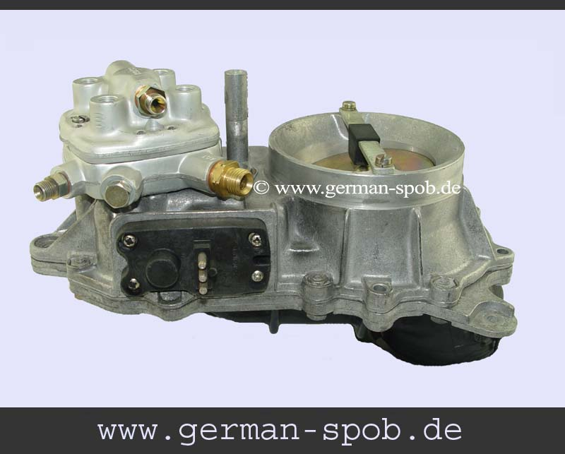 0438101004 & 0438121001 | Fuel Distributor & Air Flow Meter | Mercedes M102 W201 W124 | Regenerated Bosch 0438101004 0438121001, 0 438 101 004, 0 438 121 001 0000741513 0438101003 0438101004 0986438203 2432020004 A0000741513