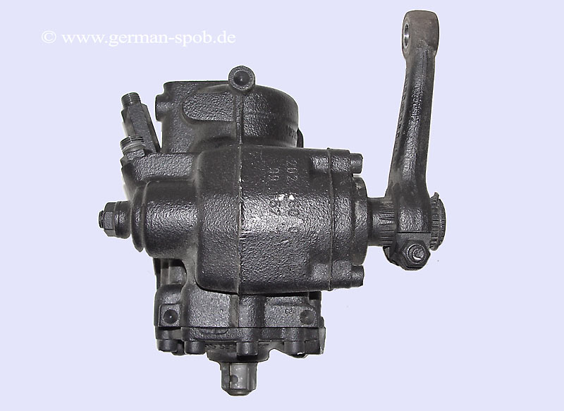 Power Steering Gear Box - Servo W202 W208 Regenerated Mercedes-Benz A2024600500 2024600500 A2024600500 A2024600600