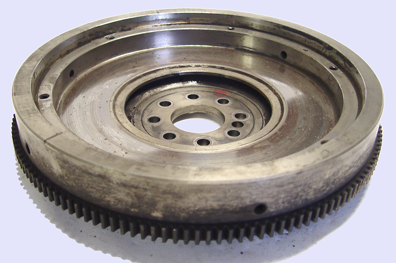 Flywheel Crankshaft M102 Om601 Om602 W123 W124 border=