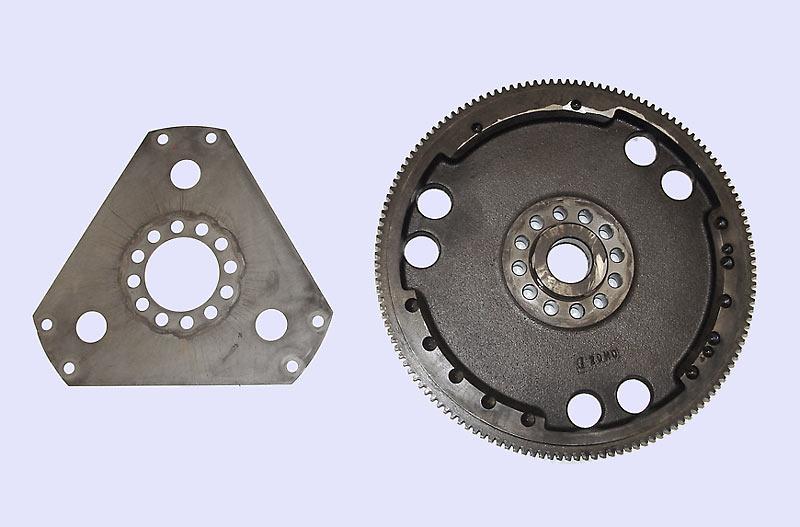 Flywheel Crankshaft M110 280e W115 W116 W123 W126