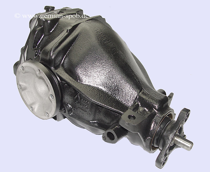 Differential Rear Transmission - Abs 2.65 - Regenerated Mercedes-Benz A1243501974 1243501974 1243502674 1243508003 A1243501974 A1243502674 A1243508003