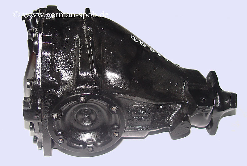 Differential Rear Transmission - Abs 3,07 190 W201 2.5d - Regenerated Mercedes-Benz 2013502164, 2013500864 2013500303 2013500864 2013502164 A2013500303 A2013500864