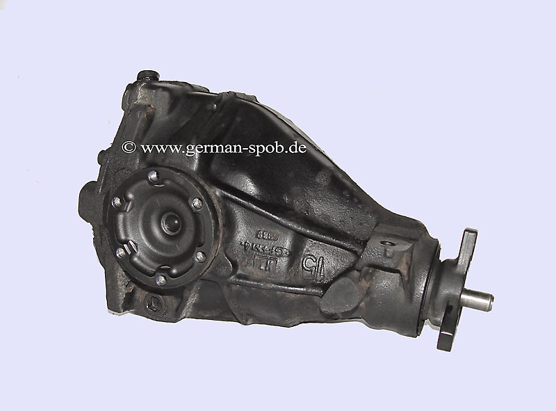 Differential Rear Transmission - 3,27 Ets W202 W210 W124 - Regenerated Mercedes-Benz A1243508620 , A2103502262 1243508620 2023502214 2103502262 A1243508620 A2023502214 A2103502262