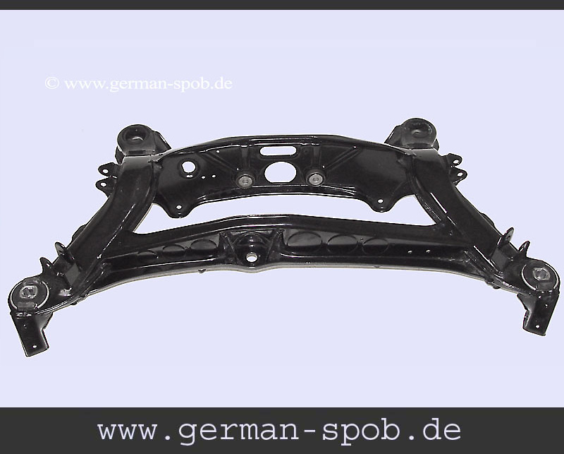 Rear Axle Base | Regenerated, Powder Coated, W124 Mercedes-Benz A1243507508 1243505908 1243506008 1243507508 A1243505908 A1243506008 A1243507508