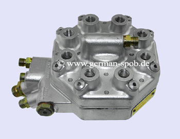 Fuel Distributor BOSCH | Mercedes  R107 450 SLC 5.08 Cylinders | Repair Service Bosch 0438100034, 0 438 100 034, 0-438-100-034, 0 986 438 034, 0986438034 Mercedes R107 450 SLC 5.0 107.026 M117.960