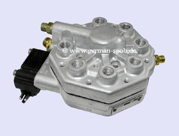 0438101016 Fuel Distributor | Mercedes M119.960 M117.968 S-Class W126 | General Refurbished 0 438 101 016 BOSCH 0438101016, 0 438 101 016, 0438101015, 0 438 101 015, 0986438215, 0 986 438 215 Mercedes S-Klasse W126