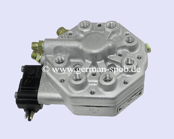 0438101016 FUEL DISTRIBUTOR | MERCEDES M119.960 M117.968 S-CLASS W126 | GENERAL REFURBISHED 0 438 101 016  Mercedes S-Klasse W126