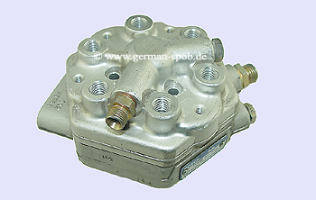 0438101044 Fuel Distributor | Mercedes M104 W124 Sl R129 300