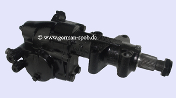 POWER STEERING GEAR BOX - LS2B W460 W461 REGENERATED  Mercedes G-Klasse W460, W461,