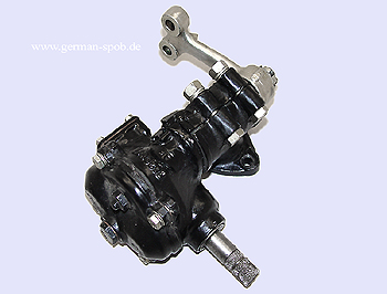 STEERING GEAR BOX - REGENERATED TYP 542  Mercedes Typ 170 SD 136.181, 136.182