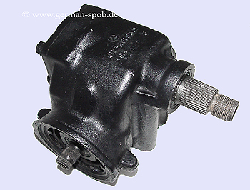 Steering Gear Box - Mechanical, W123, 760.100, Regenerated Mercedes-Benz A1234603801 , A1234600111 01234610301 1234603801 1234606201 1234610301 A1234603801 A1234606201 R01234610301 R1234610301