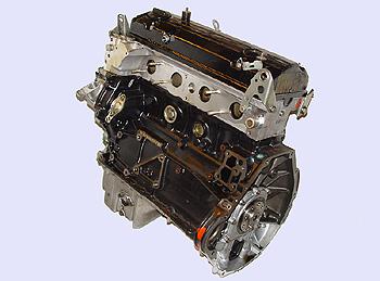 MOTOR BASISMOTOR, M 102 982 W124 230E, 230TE, REGENERIERT 1