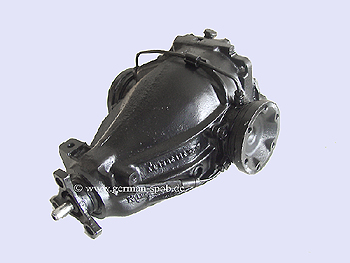 Differential Rear Transmission - 3,64 Abs Asd W124 300d Regenerated Mercedes Benz A1243502474 1243502474 1243506914 1243508803 A1243502474 A1243506914 A1243508803