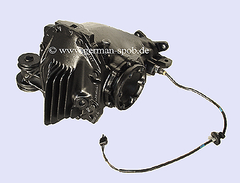 Differential Rear Transmission - 3.46 W126 260se 300se R107 300sl - Regenerated Mercedes-Benz A1233512501 , A1263502962 1233506920 1233507320 1233512501 A1233506920 A1233507320 A1233512501