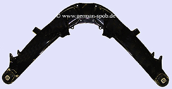 Rear Axle Base  Regenerated Condition Mercedes Benz W116 280 S Saloon   (Mercedes-Benz: A1163500408)