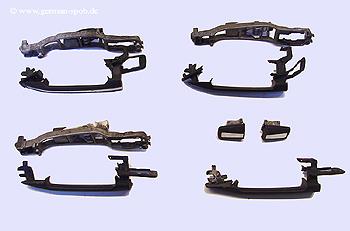 200 E /& 230 E Abgasanlage Auspuff Mercedes Benz Stufenheck W124 200 Kit