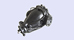 DIFFERENTIAL REAR TRANSMISSION - 3,64 ABS ASD W124 300D Regenerated