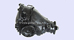DIFFERENTIAL REAR TRANSMISSION - 3,69 ABS ASD W124 | Repair Service